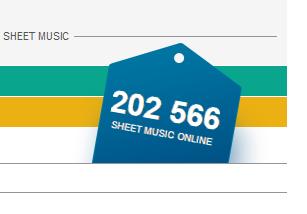 MusicaNeo Sheet Music Catalogue: 200 000+ Music Scores Online!