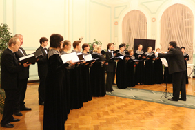 Троицкий камерный хор